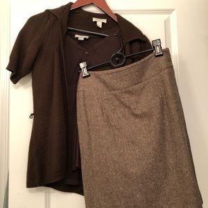 LOFT three piece outfit